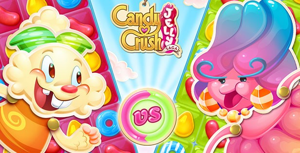 Candy Crush Jelly Saga, ya disponible para iOS, Android y Windows Phone