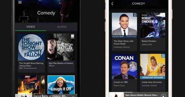 El vídeo llega a las apps de Spotify