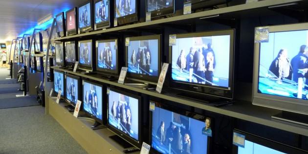 Televisores que dominarán el 2016