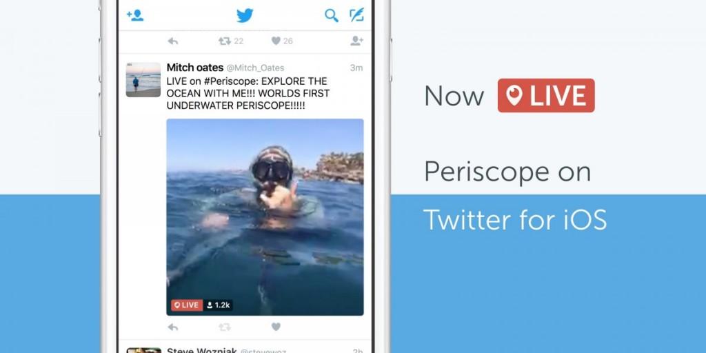 Twitter estaría planeando el cierre de Periscope