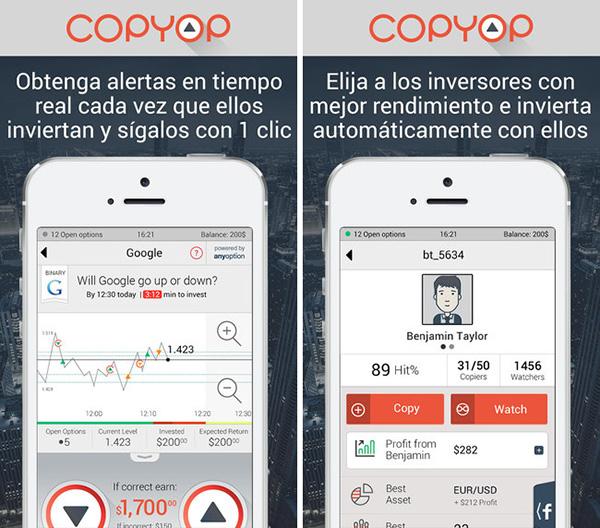 Copyop-app-android