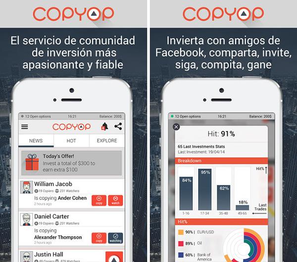 Copyop-app-ios