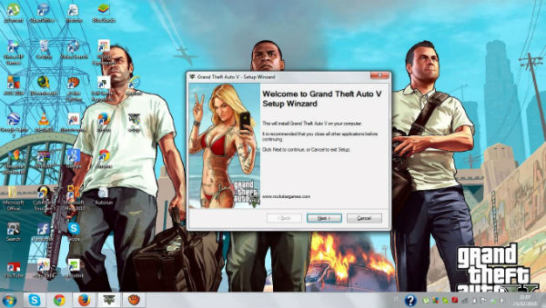 como descargar gta5 para pc gratis