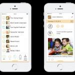 Kidsy, la app que permite a los padres comunicarse con los educadores