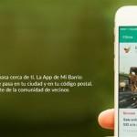Mi Barrio App, la red social de tu vecindario
