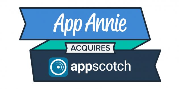 App Annie se hace con AppScotch