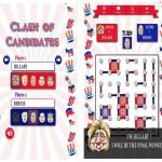 Los candidatos a presidentes de EE.UU se ven las caras en Clash of Candidates 2016