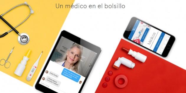 MeeDoc, una app para que lleves a tu médico siempre encima