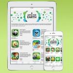 Apps para la Tierra, el compromiso 'verde' de Apple en forma de aplicaciones