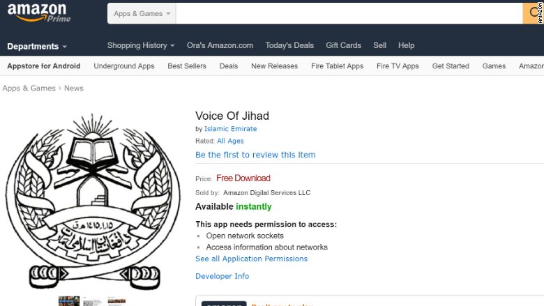 amazon-appstore-the-voice-of-jihad