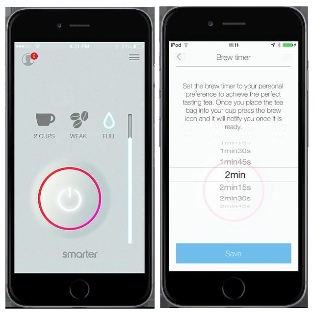 cafetera-smarter-app