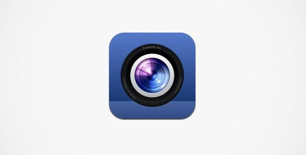Facebook trabaja en una nueva app de cámara
