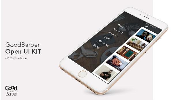 goodbarber-mobile-open-ui-kit