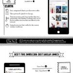 Infografía: Las mejores apps para fashionistas