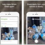 Instagram le pide a Littergram que cambie de nombre
