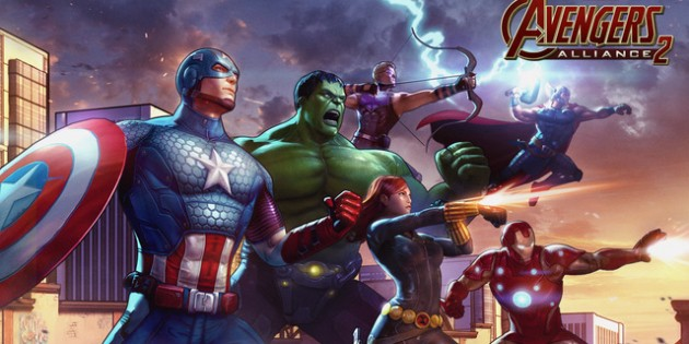 Adiós a Marvel Avengers Alliance