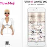 MuvaMoji: Amber Rose también se pasa a las aplicaciones de emojis