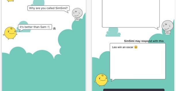 SimSimi, la mascota respondona que hace furor en las tiendas de aplicaciones