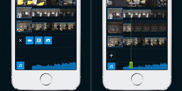 GroupClip, una app para hacer vídeos de forma colaborativa