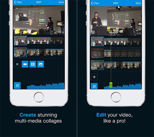 GroupClip-app