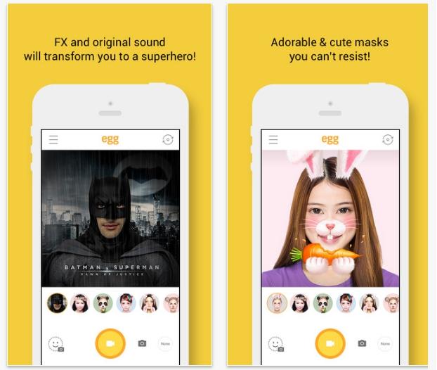 egg-app-mascaras