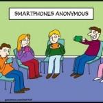 Cómic: Reunión de Nomófobos Anónimos
