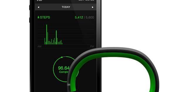 Análisis de la Razer Nabu smartband