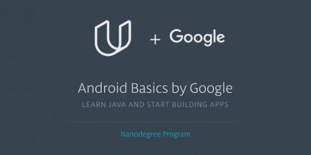 Google te enseña a desarrollar una app Android en 165 horas