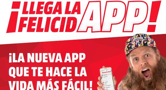 Media Markt lanza su aplicación móvil para los clientes españoles
