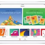 Swift Playgrounds, ya disponible en la App Store