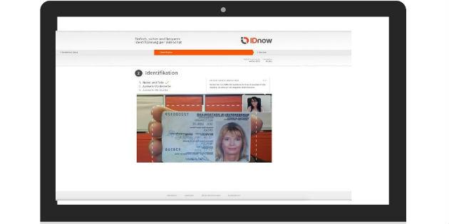 IDnow permite sellar contratos por vídeo-identificación