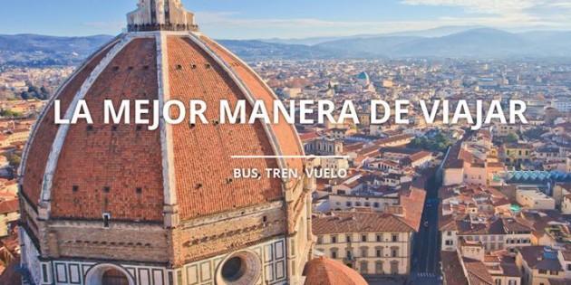 La app de GoEuro, más cerca de ofrecer tu viaje en un clic
