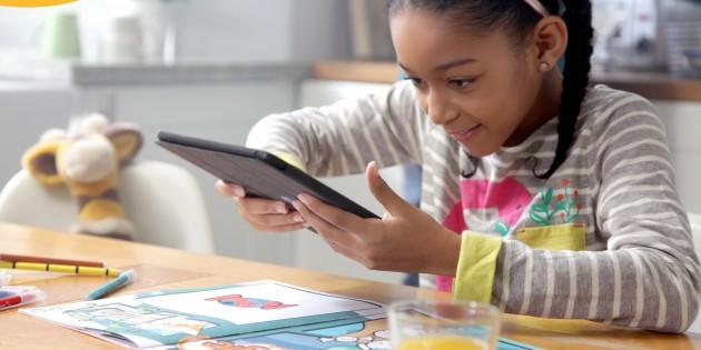 Dibujos del papel al tablet con la app DrawyBook de Bic