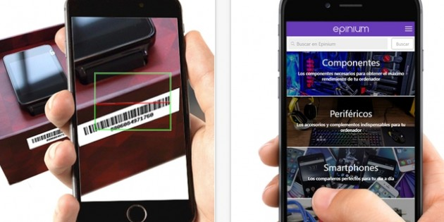 Epinium, una app para encontrar opiniones de cualquier producto tecnológico