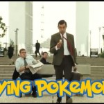Vídeo: Mr.Bean también juega a Pokémon Go