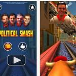 Political Smash o cómo hacer que a los políticos les pille el toro