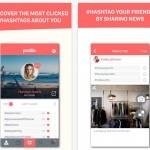 Tempr, una app para definir a tus amigos a base de hashtags