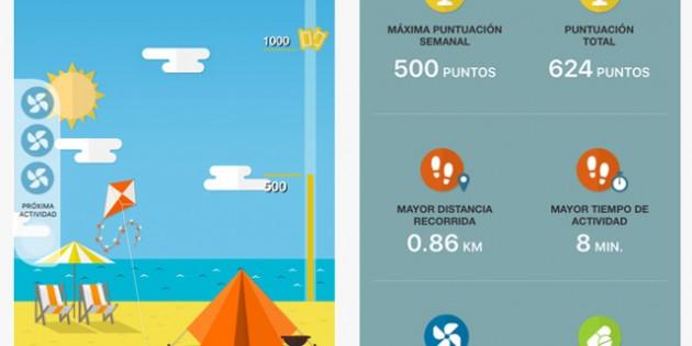 Air4Life, una app para motivar a los pacientes con afectación respiratoria crónica