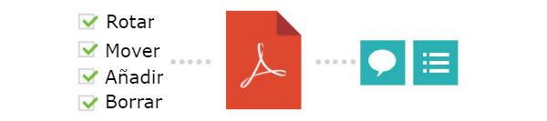 opciones edicion iskysoft pdf editor