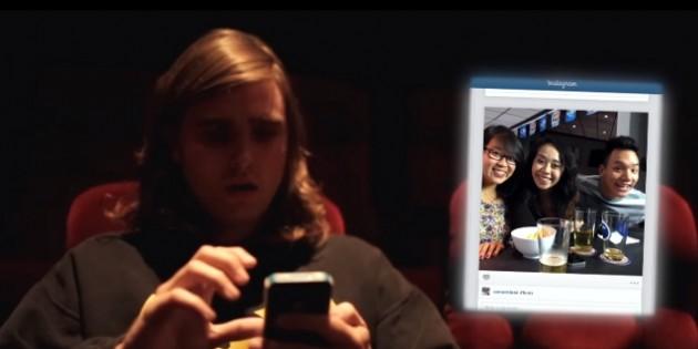 El corto que te muestra por qué no es bueno usar Instagram cuando rompes con tu pareja