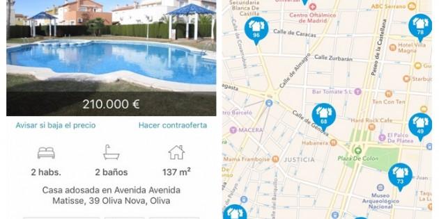 Fotocasa, de reformas en su app para iOS