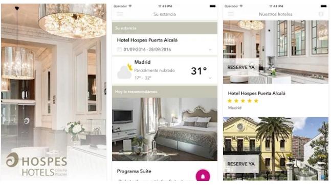 hospes-hotels-app