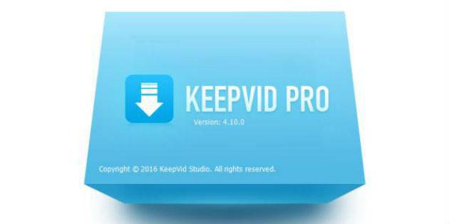 KeepVid Pro, mucho más que un descargador de vídeos