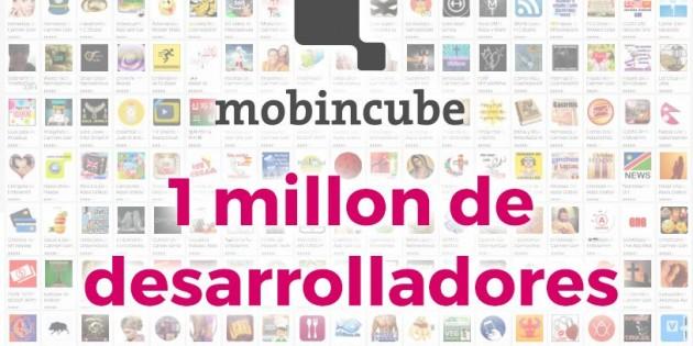Mobincube ya ha ayudado a crear apps a 1 millón de personas