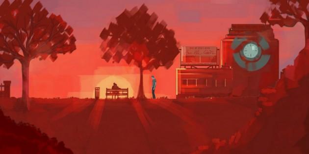 The End of the World, un juego que muestra lo que ocurre cuando rompes con tu pareja
