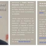 El simulador de Pedro Sánchez para móviles definitivo