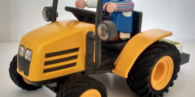 Trringo, una app para quienes no pueden tener un tractor amarillo