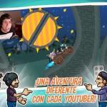 El Rubius y otros youtubers lanzan YouTurbo, su propio Happy Wheels