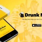 Drunk Mode, la app que te protege cuando vas pedo