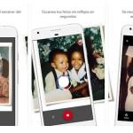 PhotoScan, la nueva app de Google para digitalizar fotos antiguas en papel